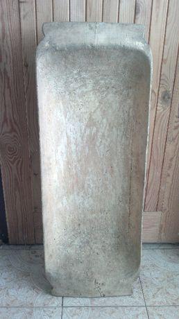 Niecka drewniana