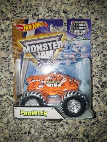 Модель Prowler Hot Wheels Monster Jam special holiday edition