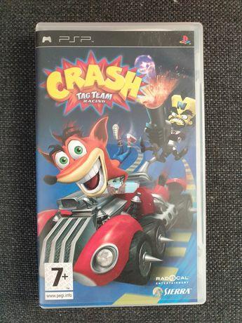 Gra Crash sony psp