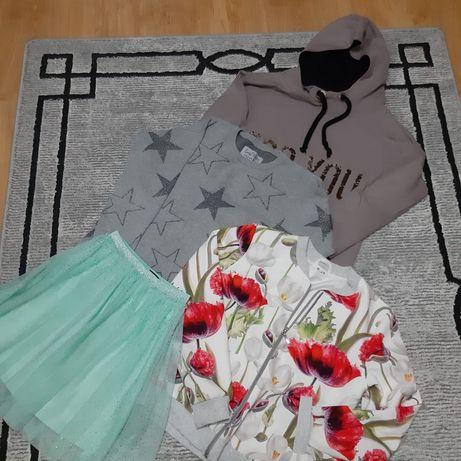 Bluzy + spódniczka