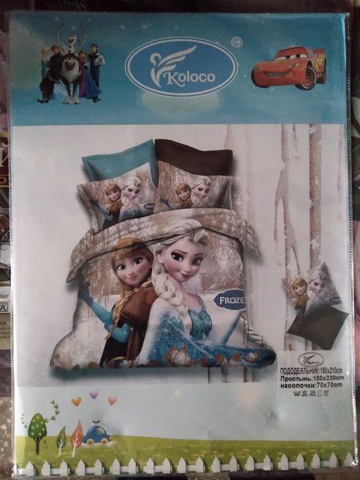 Детский комплект постельного белья koloco Харьков - изображение 1