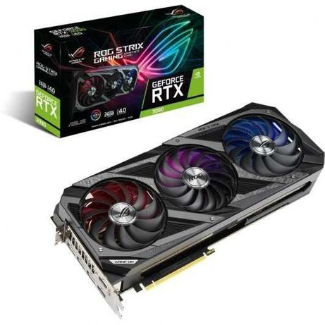Asus ROG Strix GeForce RTX 3090 Gaming OC 24GB GDDR6X