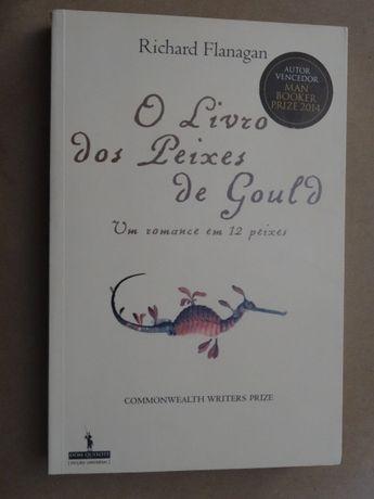 O Livro dos Peixes de Gould de Richard Flanagan