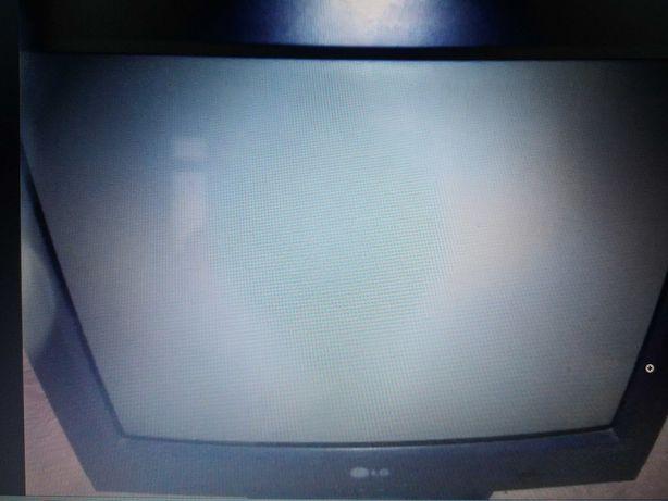 Monitor marca LG CRT