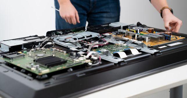 Ремонт Плазми, Телевізорів; Заміна ремонт підсвітки екрану, матриці
