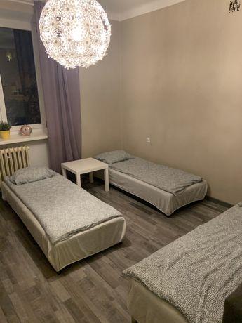 Kwatery pracownicze/Wysoki standard/7 łóżek/WOLNE