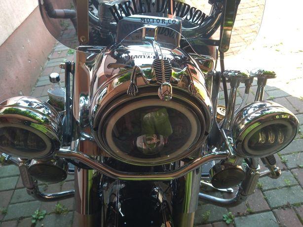 Harley Davidson Road King FLHRC 2009