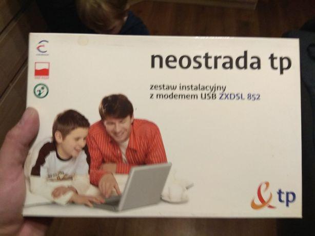 Modem Neostrady ZXDSL 852
