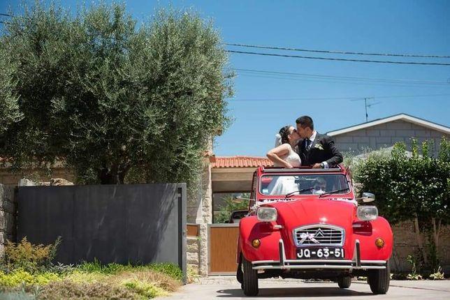 Aluguer de carros clássicos para casamentos e outros eventos