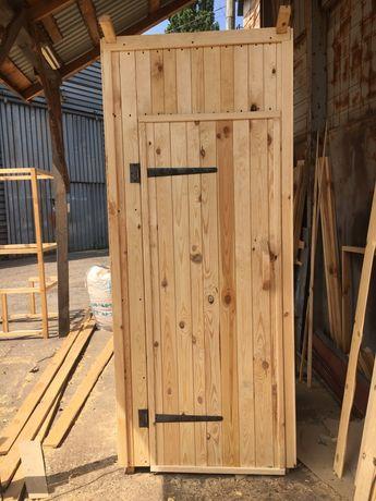 Дерев'яний туалет, дачний туалет