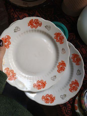 Посуда стопки рюмки кувшин тарелки