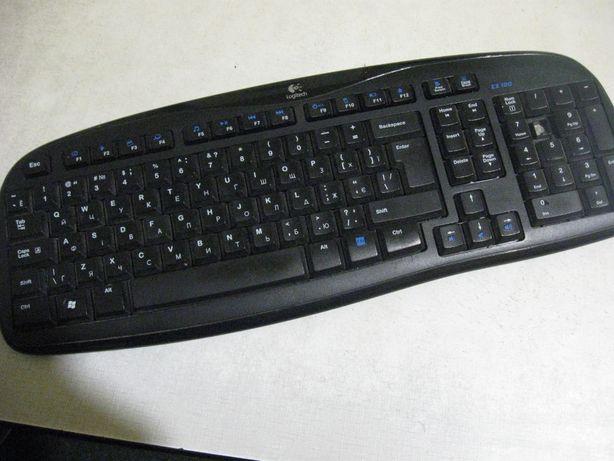клавиатура Logitech EX100 беспроводная