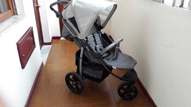 Carrinho de bebe Hauck 3 rodas - Ótimo estado
