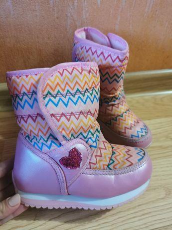 Зимові ботинки, дутіки Tom. M