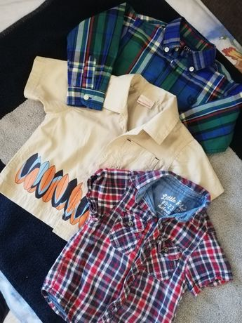 Продам детские рубашечки