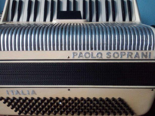 Akordeon Paulo Soprani