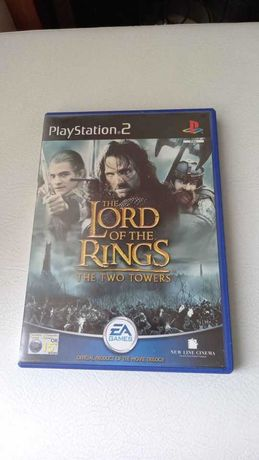 Lord of the Rings : the two towers ( Ps2 )
