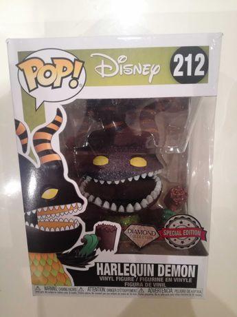 Disney special diamond nightmare before harlequin demon Funko pop