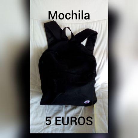Mochila 5 EUROS = Está em BEJA