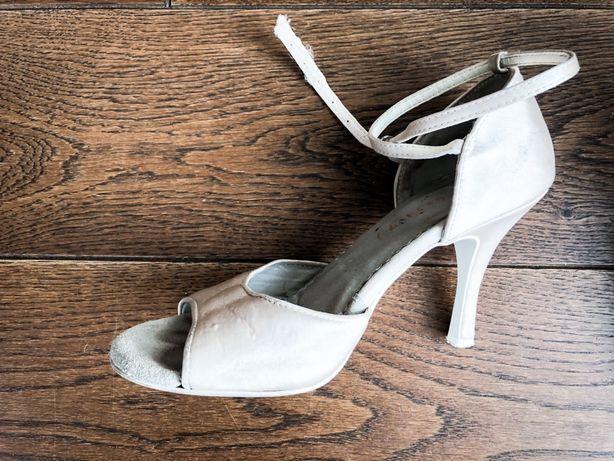 Buty taneczne/ślubne AKCES DANCE mega wygodne rozm. 38