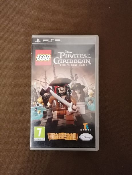 Psp Gra Lego Pirates of the Caribbean