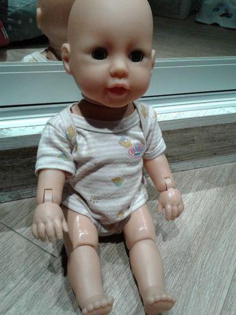 Интерактивная кукла Zapf My Little Baby Born Учимся Ходить 32 см
