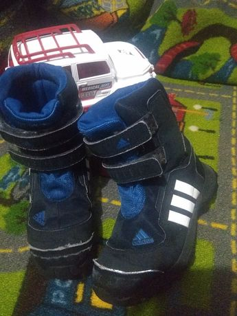 Adidas originals,(Nike, Reebok) ботинки, сапожки 33 разм