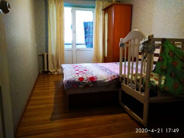 Продам 3х комнатную квартиру на Тополе 2