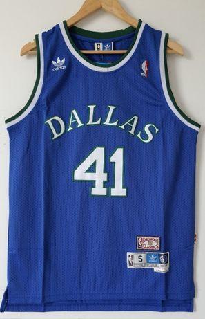 koszulka NBA-Dallas Maverics -Dirk Novitzki