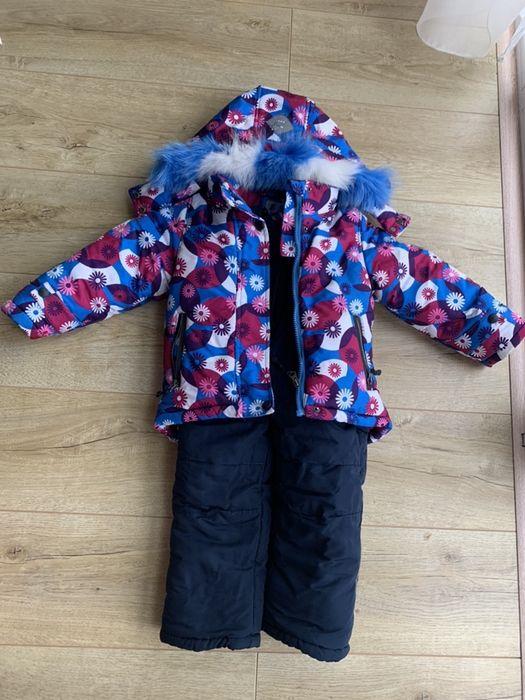 Комбинезон детский, зимняя куртка, зимние штаны, зимний костюм, комбез Кривой Рог - изображение 1