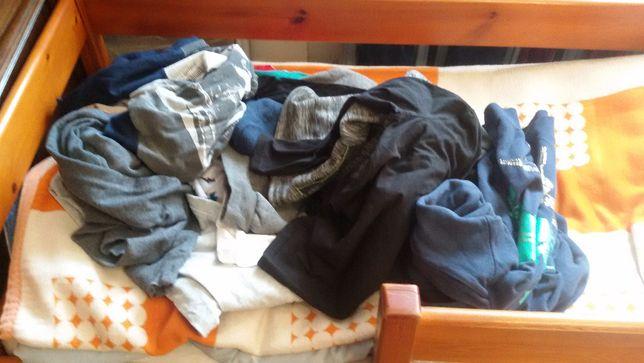 Ubrania dla chlopaka w roz.134