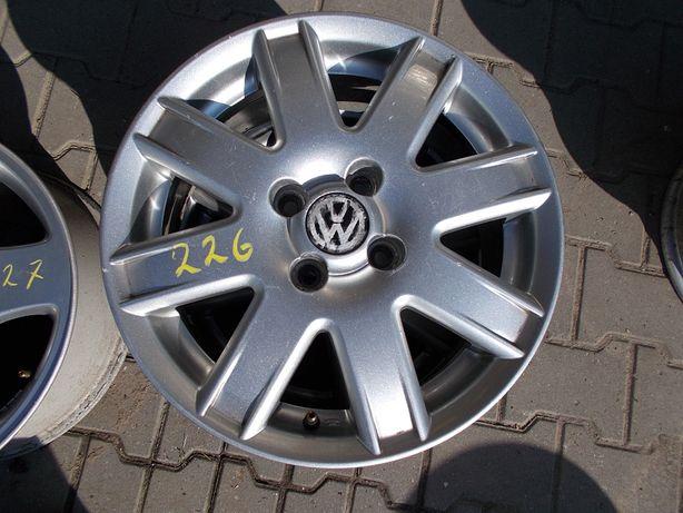 Felga aluminiowa VW 4X100 6Jx15 ET43 Nr.226