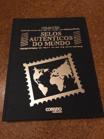 Selos autenticos do mundo