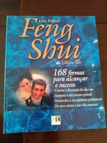 Livro Guia Prático Feng Shui formas para alcançar o sucesso (c/portes)