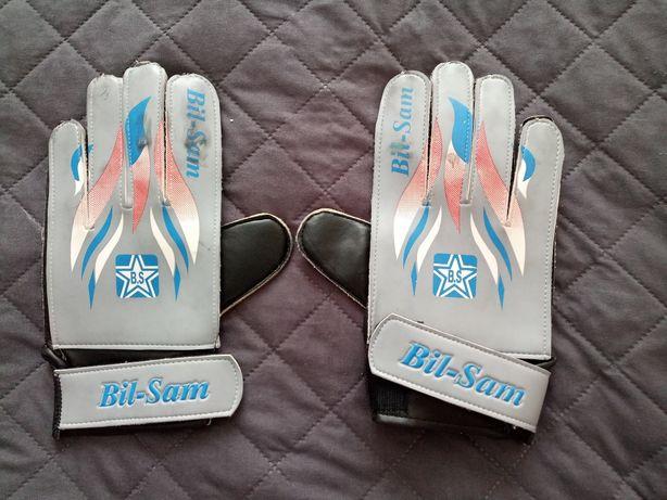 Rękawice bramkarskie Bil-Sam