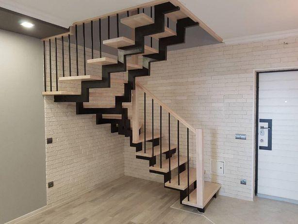 Лестницы для дома. Деревянные лестницы.Лестницы на второй этаж Виннице