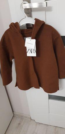 Nowy płaszcz dla chłopca zara
