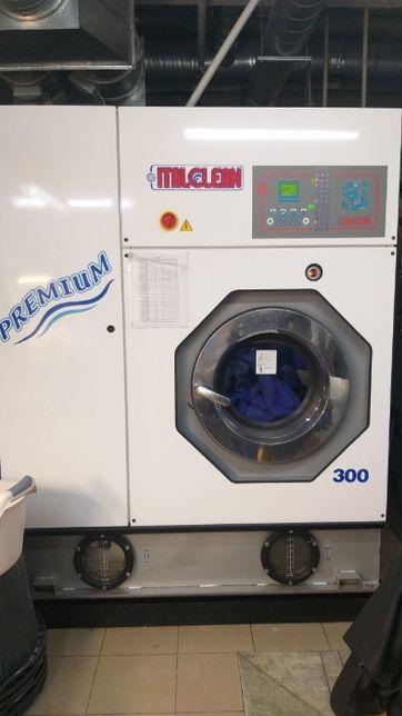 Продам професійну машину сухої чистки Ital Clean двобакову.