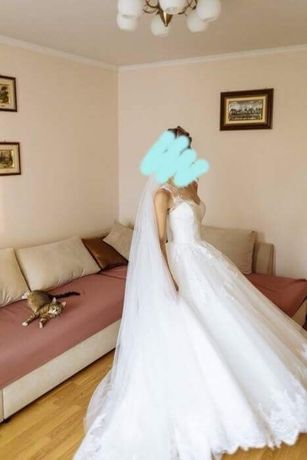 Весільне плаття , сукня, свадебное платье,Львів