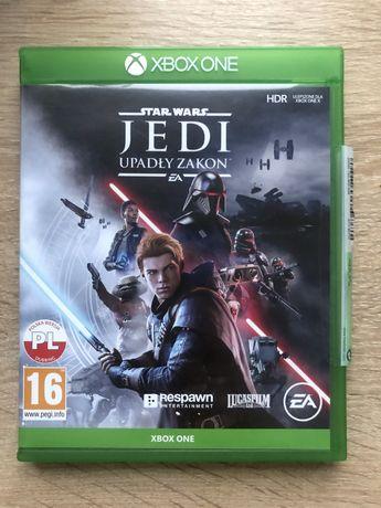 Gra Star Wars: Upadły Zakon Jedi PL xbox one