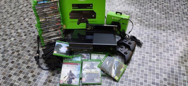 !!Konsola Xbox One!! + 2 Pady+Gry