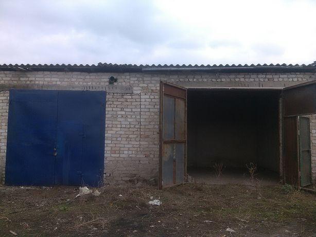 """Два гаража в кооперативе """"Строитель"""" (Яма)"""