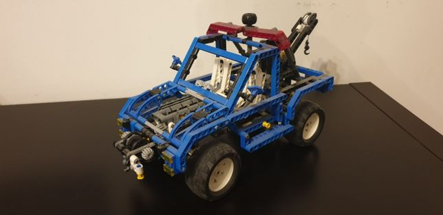 Lego Technic Jipe 8435-4WD