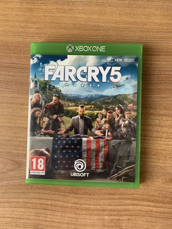 диск farcry 5 для xbox one