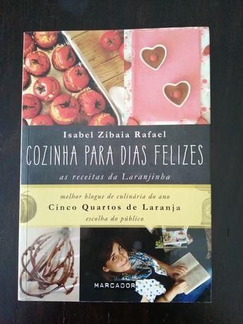 Livro Cozinha para dias felizes