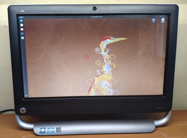 "Сенсорный моноблок HP TouchSmart 520 (i5,8gb,120Gb,23"")"