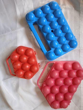 Лоточки для яиц,3 штуки