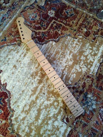 Gryf gitarowy stratocaster klon lutniczy pro