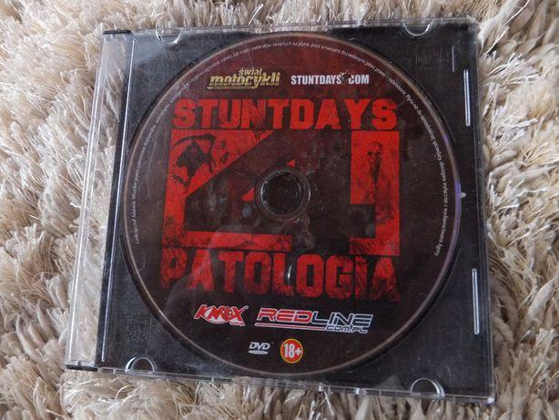STUNT DAYS 4 Patologia Film płyta DVD Świat Motocykli 2009