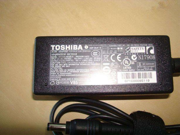 Carregador portatil Toshiba PA3743E-1AC3 original